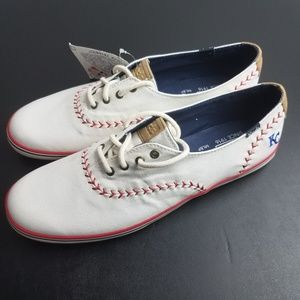 ee6672daa79 Keds · Keds Kansas City Royals Baseball Fashion Sneaker